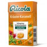 Ricola Kräuter-Karamell zuckerfrei 50g