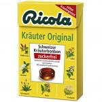 Ricola Kräuter Original zuckerfrei Box