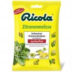 Ricola Zitronenmelisse zuckerfrei 75g
