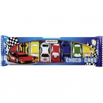 Riegelein Choco Cars Fairtrade 8er