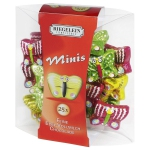 Riegelein Fairtrade Minis Schmetterlinge 25x5g