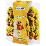 Riegelein Fairtrade Minis Schoko-Küken 25x5g