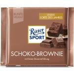 """Ritter Sport """"Sorte des Jahres"""" Schoko-Brownie"""