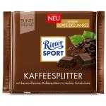 """Ritter Sport """"Unsere Sorte des Jahres"""" Kaffeesplitter"""
