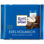 Ritter Sport Edel-Vollmilch 35% Kakao