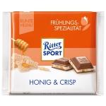 Ritter Sport Frühlings-Spezialität Honig & Crisp