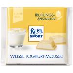 Ritter Sport Frühlings-Spezialität Weiße Joghurt-Mousse