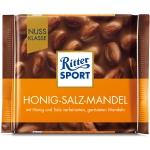 Ritter Sport Nuss-Klasse Honig-Salz-Mandel 100g