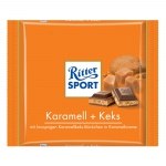 Ritter Sport Karamell + Keks 250g