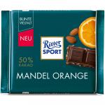 Ritter Sport Mandel Orange 100g
