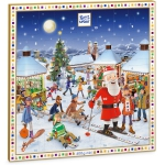 Ritter Sport Mini Adventskalender
