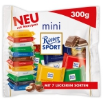 Ritter Sport mini Mix 18er Beutel