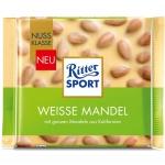 Ritter Sport Nuss-Klasse Weisse Mandel