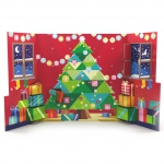 Ritter Sport Pop-Up Adventskalender