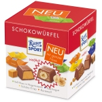 Ritter Sport Schokowürfel Box Vielfalt