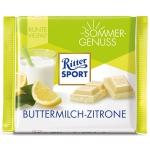 Ritter Sport Sommer-Genuss Buttermilch-Zitrone