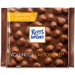 Ritter Sport Voll-Nuss laktosefrei 100g