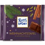 Ritter Sport Weihnachtstafel 145g