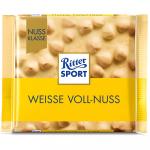 Ritter Sport Weisse Voll-Nuss 100g