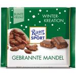 Ritter Sport Winter-Kreation Gebrannte Mandel 100g