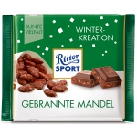 Ritter Sport Winter-Kreation Gebrannte Mandel
