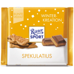 Ritter Sport Winter-Kreation Spekulatius 100g