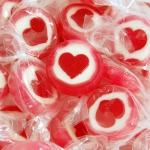 Rocks Bonbons Herzen 500g