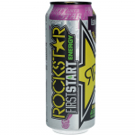 Rockstar First Start Energy Guave Pineapple 500ml