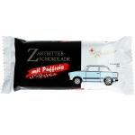 """Rotstern """"Trabant 601"""" Zartbitter-Schokolade mit Puffreis"""