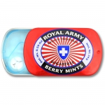 Royal Army Berry Mints zuckerfrei 14g