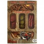 Breu Salami-Snack-Selection Premium mit Olive 80g
