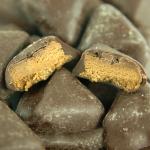 Salzinger Salmiak-Creme-Dreiecke Zartbitter 1kg