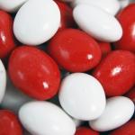 agilus Salmiak-Dragees rot-weiß 1kg