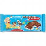 Sandmännchen Schokolade Schokolinsen