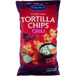 Santa Maria Tortilla Chips Chili 475g