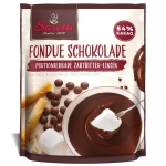Sarotti Fondue Schokolade Zartbitter