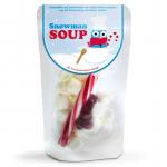 Schneemann Suppe