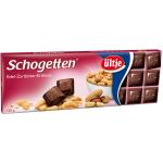 Schogetten + ültje Edel-Zartbitter-Erdnuss