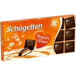 "Schogetten ""in love with"" Peanut & Salted Caramel 100g"