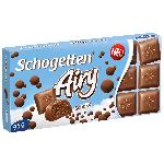 Schogetten Airy Schoko 95g