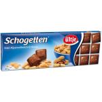 Schogetten + ültje Edel-Alpenvollmilch-Erdnuss