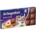 Schogetten Let's Cake! Blueberry Muffin