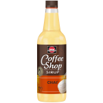 Schwartau Coffee Shop Sirup Chai 650ml