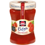 Schwartau Extra Erdbeere Maxi-Glas