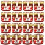 Schwartau Extra Erdbeere Portionsgläser 72er Catering-Karton