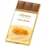 Schwermer Chocomio Crème Brûlée 150g