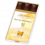 Schwermer Chocomio Marc de Champagne 100g
