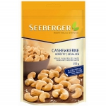 Seeberger Cashewkerne geröstet, gesalzen