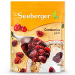 Seeberger Cranberries gesüßt 125g