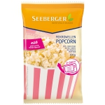 Seeberger Mikrowellen Popcorn süß
